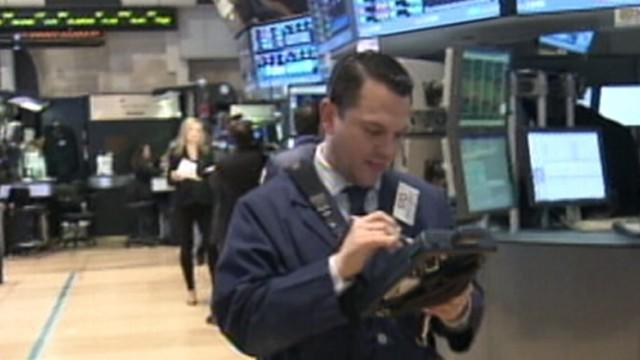 Stock Market Hits Record High
