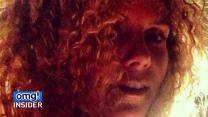 Heidi Klum Lets the Curls Go Wild on Vacation