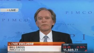 Bill Gross: Fed won't move until unemployment at 6.5%