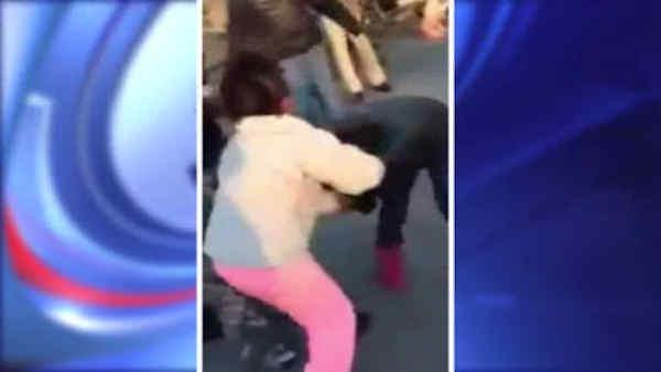 Charges could be filed in viral girl fighting video