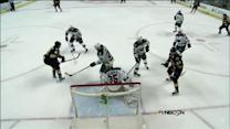 Soderberg sets up Eriksson with nifty dish