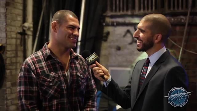 Cain Velasquez has Fabricio Werdum on radar following Junior dos Santos trilogy