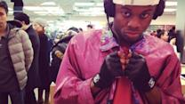 Rapper Records Entire Album at Apple Store Over Four Months