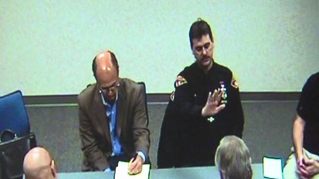 5pm: Police interview officers in Nov. 29 fatal chase/shooting
