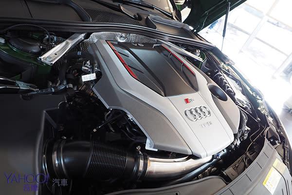 【台北車展預先賞】綠巨人上身!Audi RS 5 Coupe戰力滿點480萬預售!