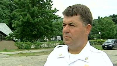 Laconia Fire Chief Kenneth Erickson On Fighting Fires Now, Then