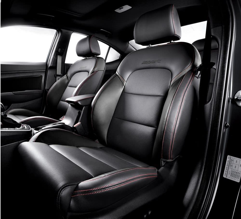滿足你的雙重人格 Hyundai Elantra Sport首批限量上市
