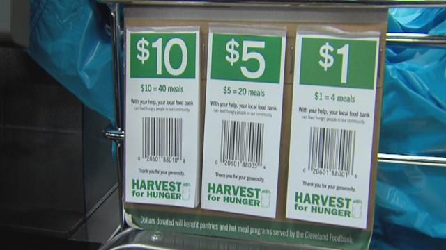 Giant Eagle to match weekend hunger donations