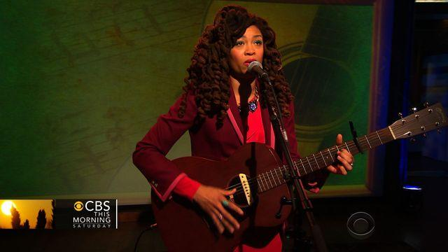 Valerie June on Saturday Session