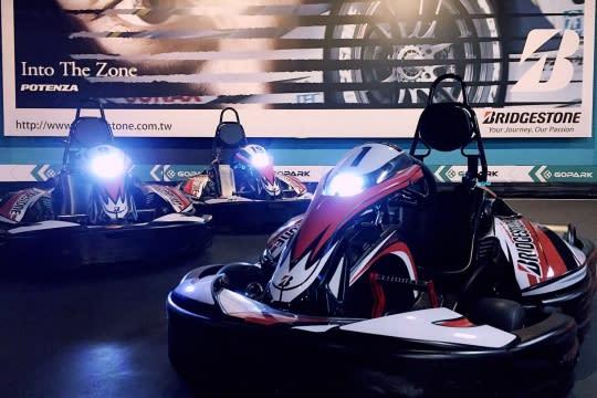 GOPARK卡丁樂園 x 普利司通卡丁車夢想挑戰賽 正式起跑!