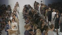 Michael Kors Sends Down Luxe Vacation Wear For Spring 2014