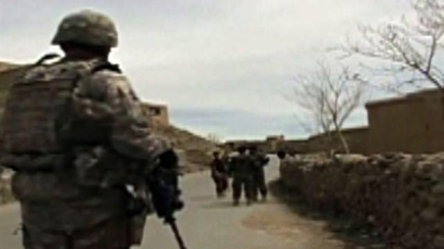 Report: U.S. dollars wasted in Iraq, Afghan wars
