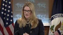 We're confident the report will confirm what we've said-US State Department