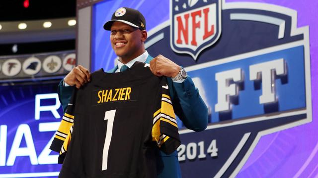 2014 NFL Draft: Steelers get a B+ for Shazier pick