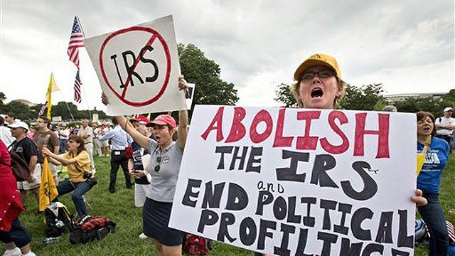 IRS chief vows to avoid more targeting scandals