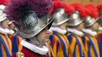 What are the Pontifical Swiss Guards?