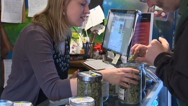 Denver holds first ever marijuana jobs fair