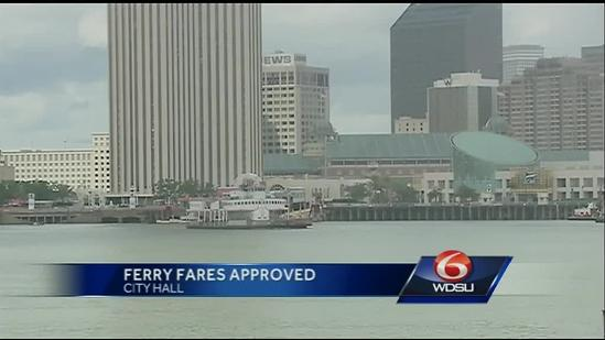 Days numbered for free ferry service