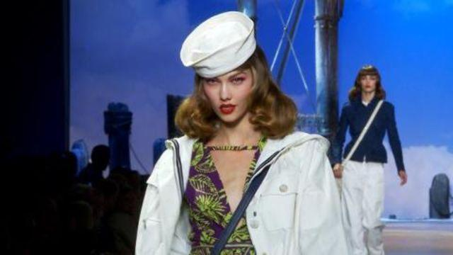 Style.com Fashion Shows - Christian Dior: Spring 2011 Ready-to-Wear