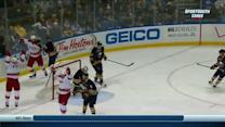 Semin sneaks one past Enroth for his second
