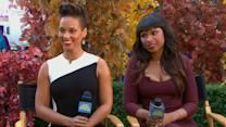 Superstars Jennifer Hudson and Alicia Keys Reunite and Rock 'GMA'