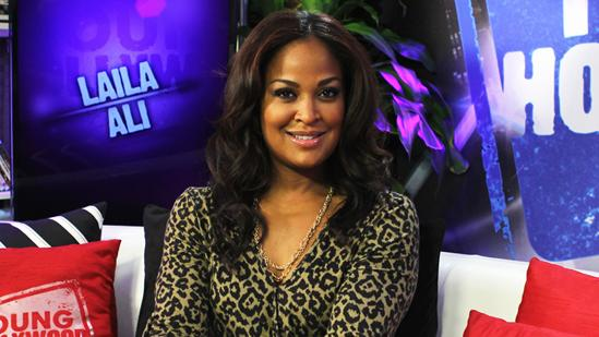Former Boxer Laila Ali Faces Her Biggest Challenge on NBC's 'Stars Earn Stripes'