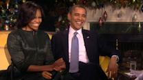 President Obama and First Lady Sit Down for Joint Interview