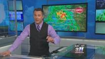 Scott Padgett's Update On Severe Weather And Flooding Sunday Morning