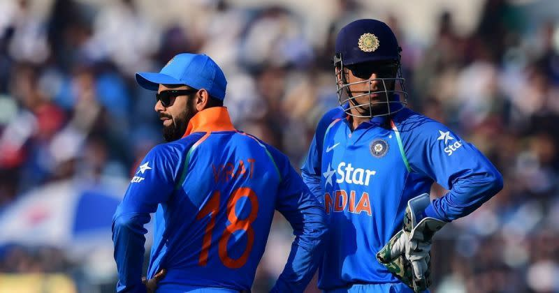 Dhoni - Kohli partnership has been the think tank of team India in limited overs