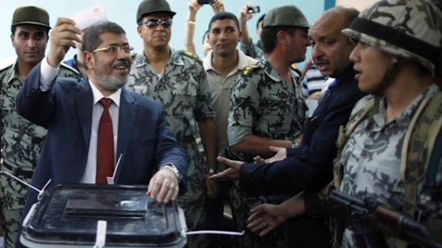 Egyptian court bans Muslim Brotherhood, seizes funds