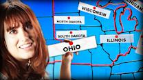 Americans Try Labeling The Midwest States