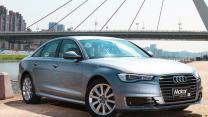 國內新車試駕-New Audi A6 35TFSI