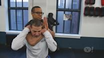 Mansome 134: Break Out of a Choke Hold with Krav Maga