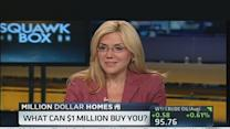 Home Competition: What $1 Million Can Buy You