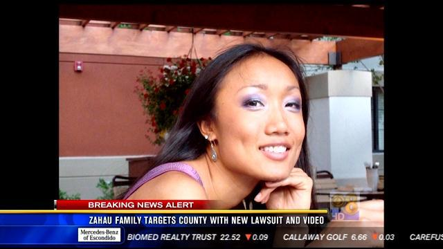 Zahau family targets county with new lawsuit and video