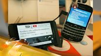 Top Tech Stories of the Day: New BlackBerry With Keyboard to Hit US Stores