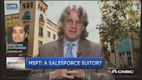 Roger McNamee to MSFT: Don't buy Salesforce
