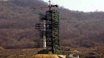 How should U.S. respond to North Korean missile launch?