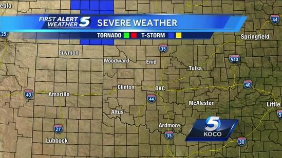 First Alert Weather from 10 PM on Thursday, October 10th