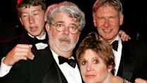 George Lucas Still Close To STAR WARS Production