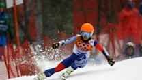 Violinist-turned skier Vanessa Mae has win of her own in Sochi