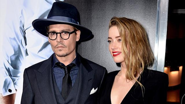 Amber Heard Causes Chaos on the Red Carpet With a Surprising Debut