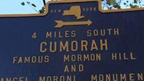 Palmyra New York: The Birth Place of Mormonism