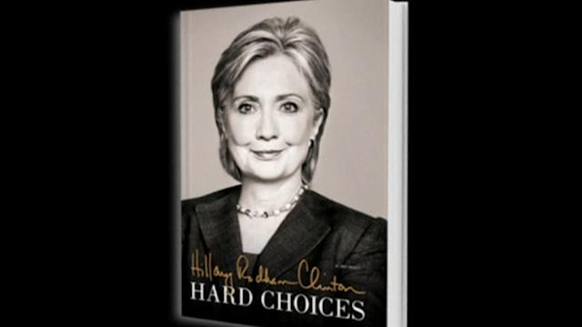 Hillary Clinton discusses her 'unlikely journey' in new book