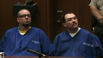 2 Men Sentenced to Prison for 2011 Beating