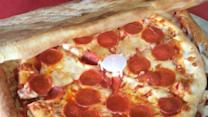 Brooklyn Pizzeria Creates Edible Pizza Box