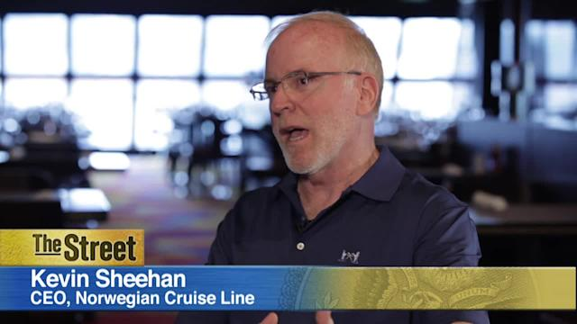 How Norwegian Cruise Line's CEO is Preparing for the Future