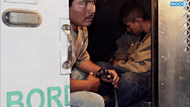 Immigrants Found In Back Of Locked Rental Truck
