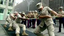 Navy vs. Marines: Which is the toughest branch?