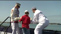Veterans Honored With Wreath Ceremony